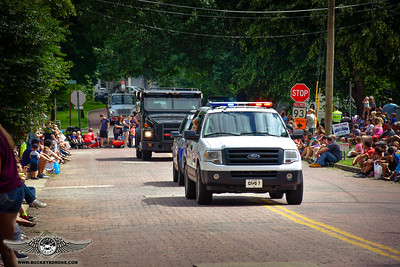 Olde Canal Days Parade 2017