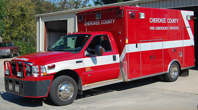 Cherokee County EMS