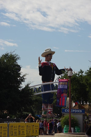 Dallas Trip Monday 10/10/16 State Fair