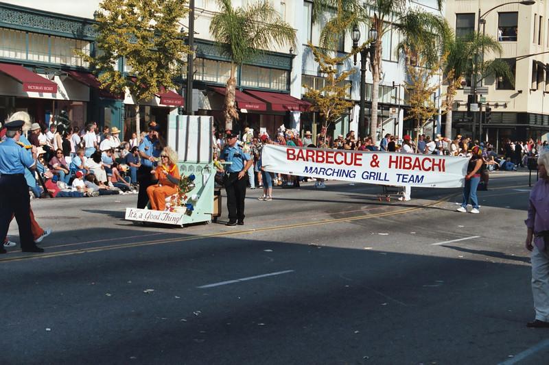 The 2002 Doo Dah (an answer to the Rose Bowl Parade)