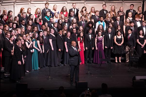 Colorado All-State Choir 2018