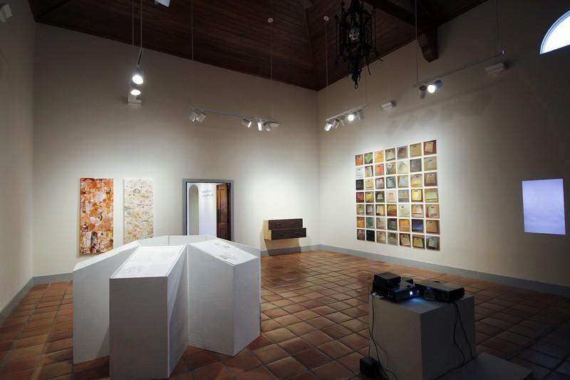 BFA & BA Senior Portfolio Exhibition Fall 2017, Installation View