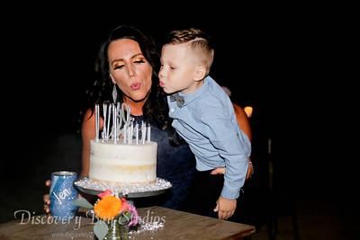 Jen Branson 40th Birthday Party 10.17.2020