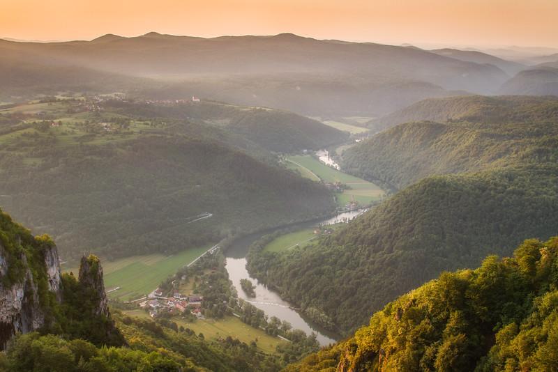 Kolpa valley