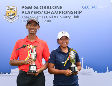 PGM Globalone Player's Championship 2018