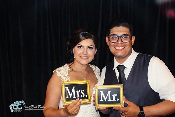 Zamora's Wedding 08/28/20
