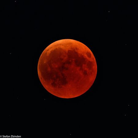 Lunar Eclipse June 27th, 2018