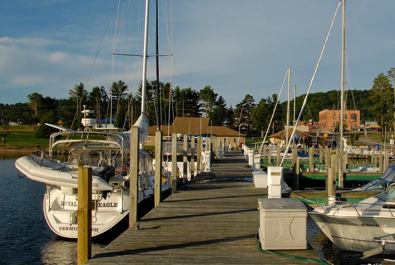 Munising Harbor