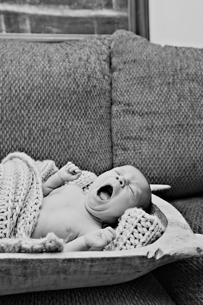 Baby K: Newborn
