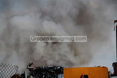 Brown Ct Scrap Metal Yard 9/3/13