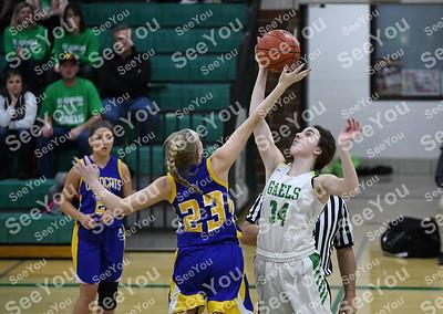 Humboldt @ St. Edmond Girls Basketball