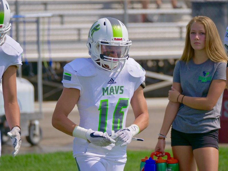Mavs at Centennial 9-09-2017