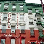 New-York : Quartier de Litlle Italy