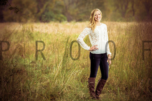 Ritz Senior Portraits