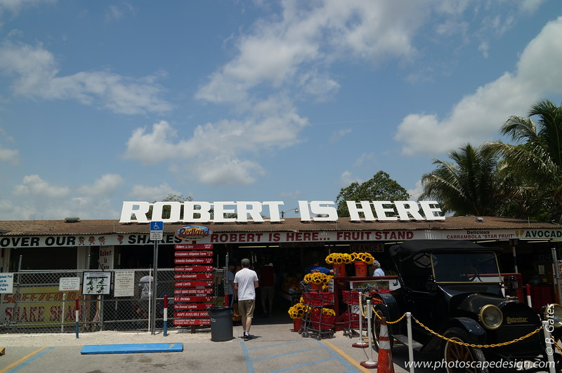 Robert Is Here - Florida City - 2013