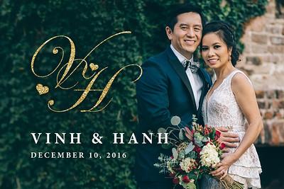 Vinh & Hanh 12/10/16