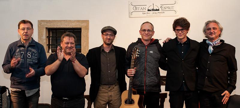 Gitan Esprit feat. Zipflo Weinrich