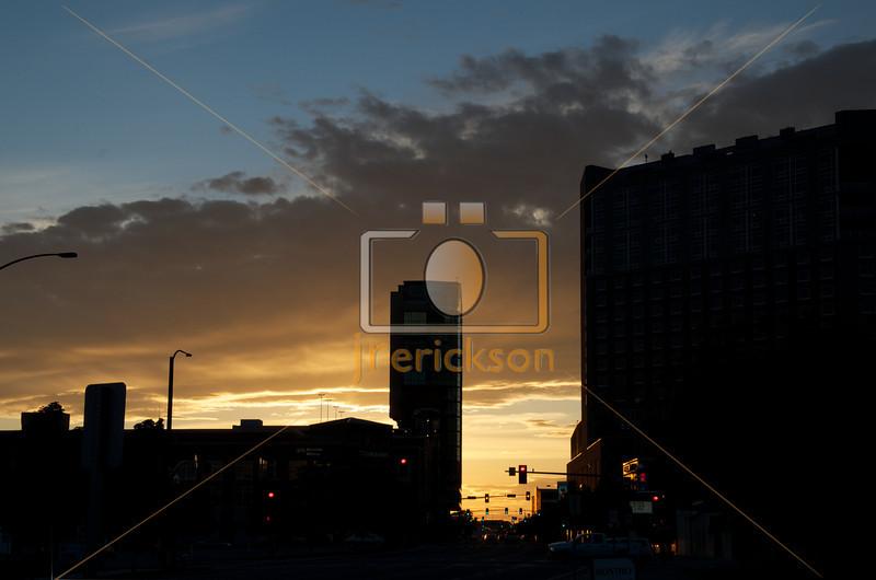 Boise Sunset 5-30-2012
