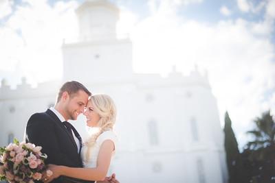 Carter & Kindal Wedding