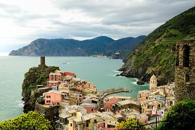 Italy-Cinque Terre, L.Como, plus