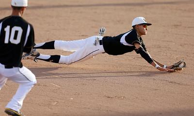 CCS Baseball Wilcox vs Menlo Atherton