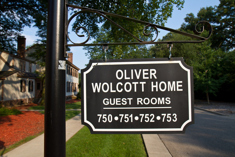 Oliver Wolcott Home