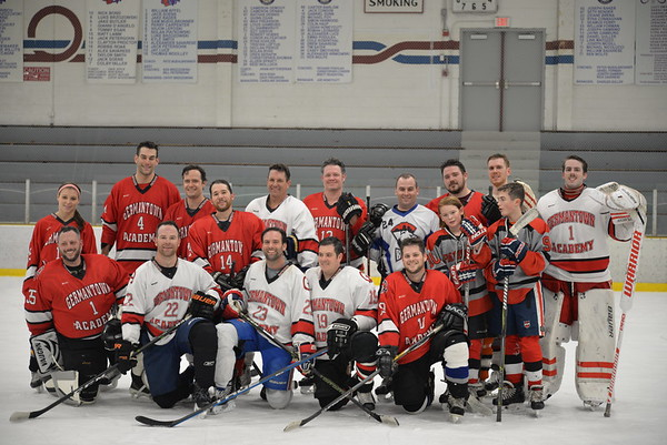 Alumni Ice Hockey Game