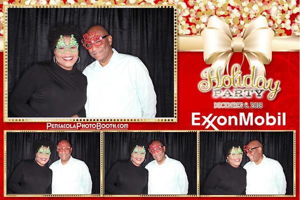 Exxon Mobil Christmas Party 12-8-2018