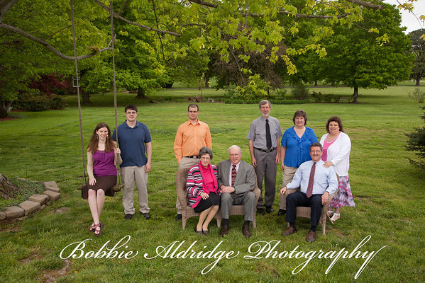 Lassiter and Gates Family