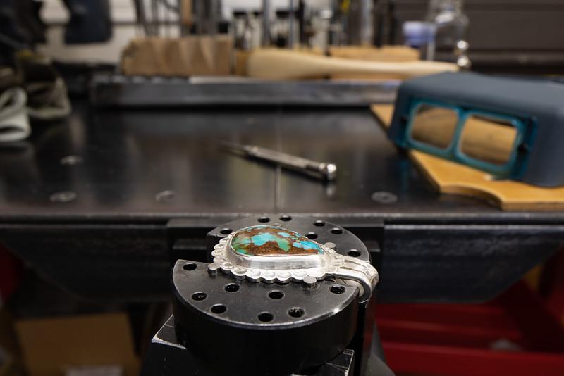 No.49 Pendant (in process)
