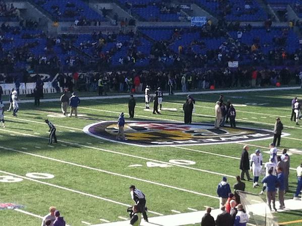 Ravens Oct 2011