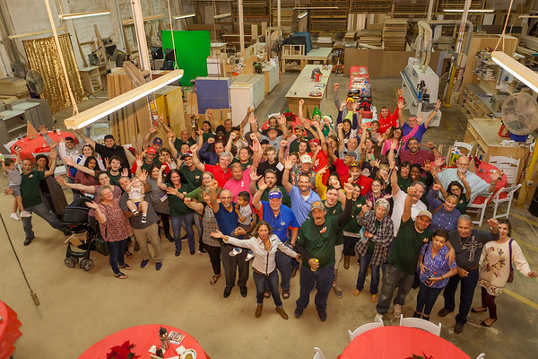 J&J Millwork Holiday Party 12-21-2019