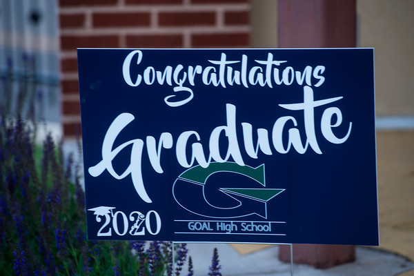 Goal Academy 2020 Graduation