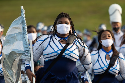 2020-09-17 -- Twinsburg Tigers vs Revere Football Game
