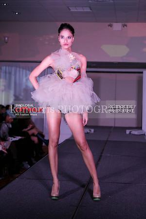 Brenda Teh - NYFW 2-11-17