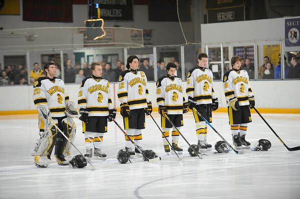 2013 McQuaid Hockey state quarterfinal
