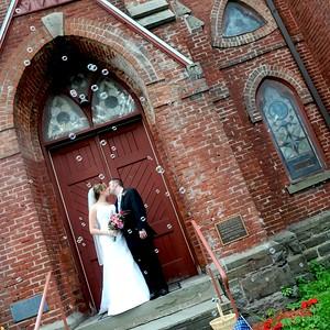 John & Kat's Wedding