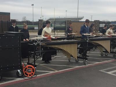 Indoor Percussion 2017