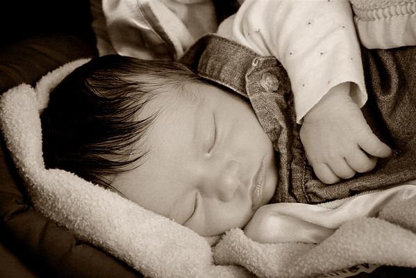 Baby Scarlett - 7 Days