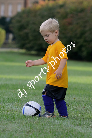 Louisville Developmental Soccer - U4's