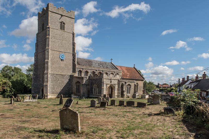 Badwell Ash, St.Mary