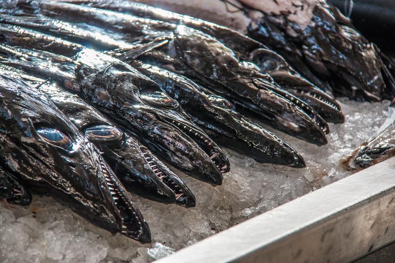 Black scabbardfish - Mercado dos Lavradores (Farmers' Market)