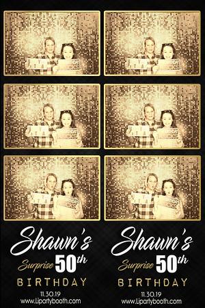 Shawn's 50th Birthday