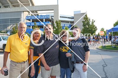 2021 MO @ Kentucky Football Band-Cheer-Dance Team