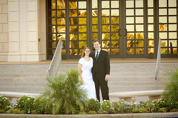 Sara and Joseph Wedding