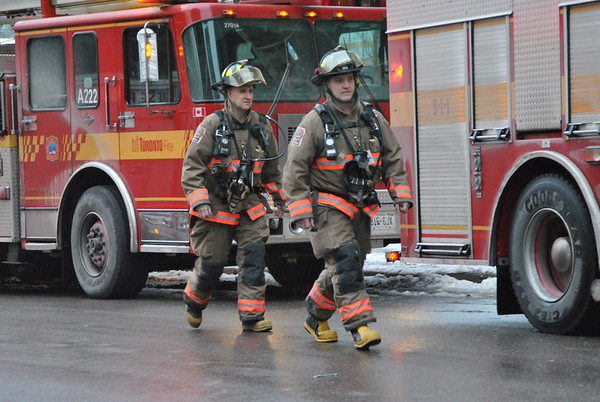 December 31, 2011 - 2nd Alarm - 10 Teesdale Pl.