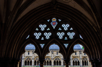 Norman Cathedrals - Norwich