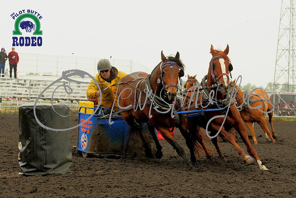Pilot Butte Rodeo 2014 - Saturday