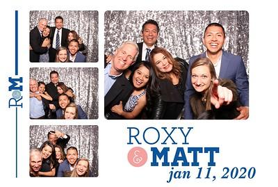 Roxy and Matt - The Springs Magnolia - 1.1.1.2020