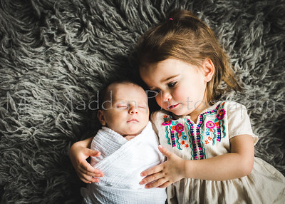 Newborn Session ~ Muller